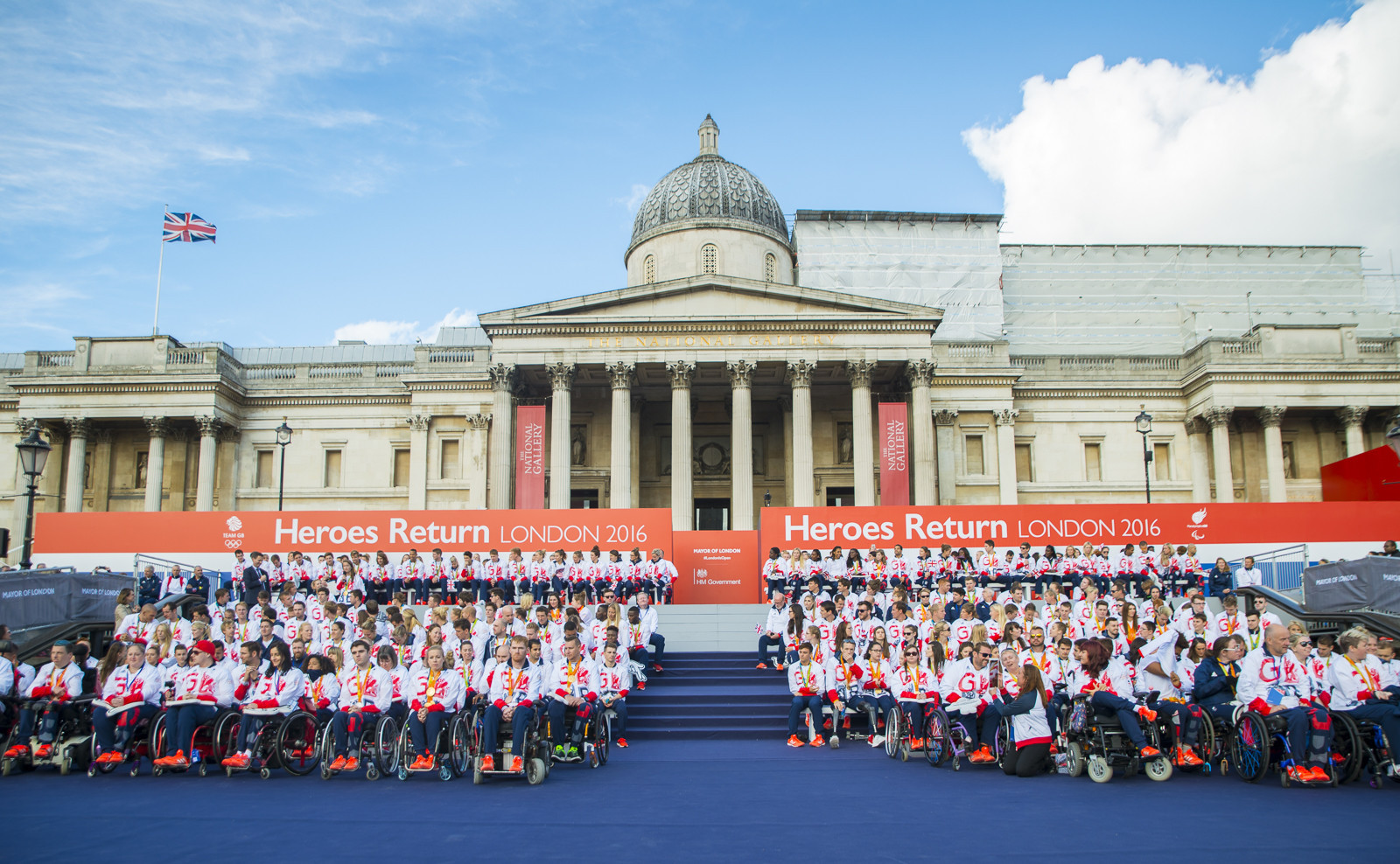 National Lottery operator to help fund COVID-19 countermeasures for Team GB and ParalympicsGB