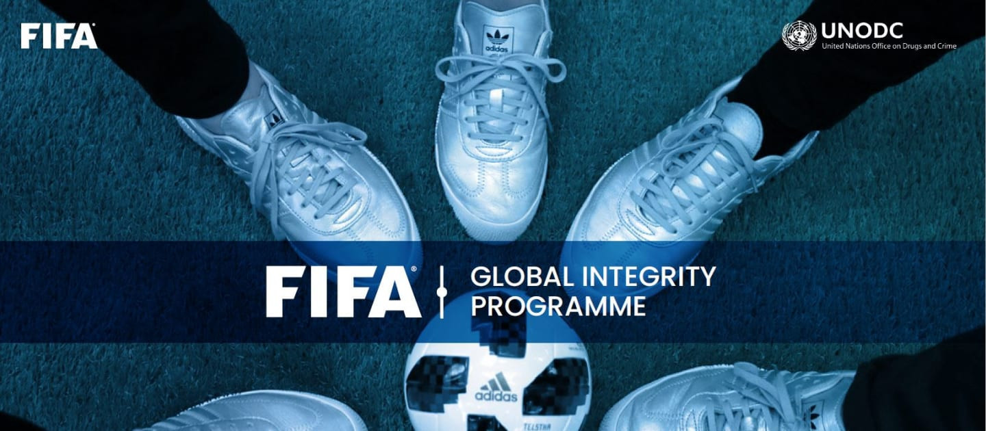 FIFA has launched a Global Integrity Programme to combat match-fixing ©FIFA