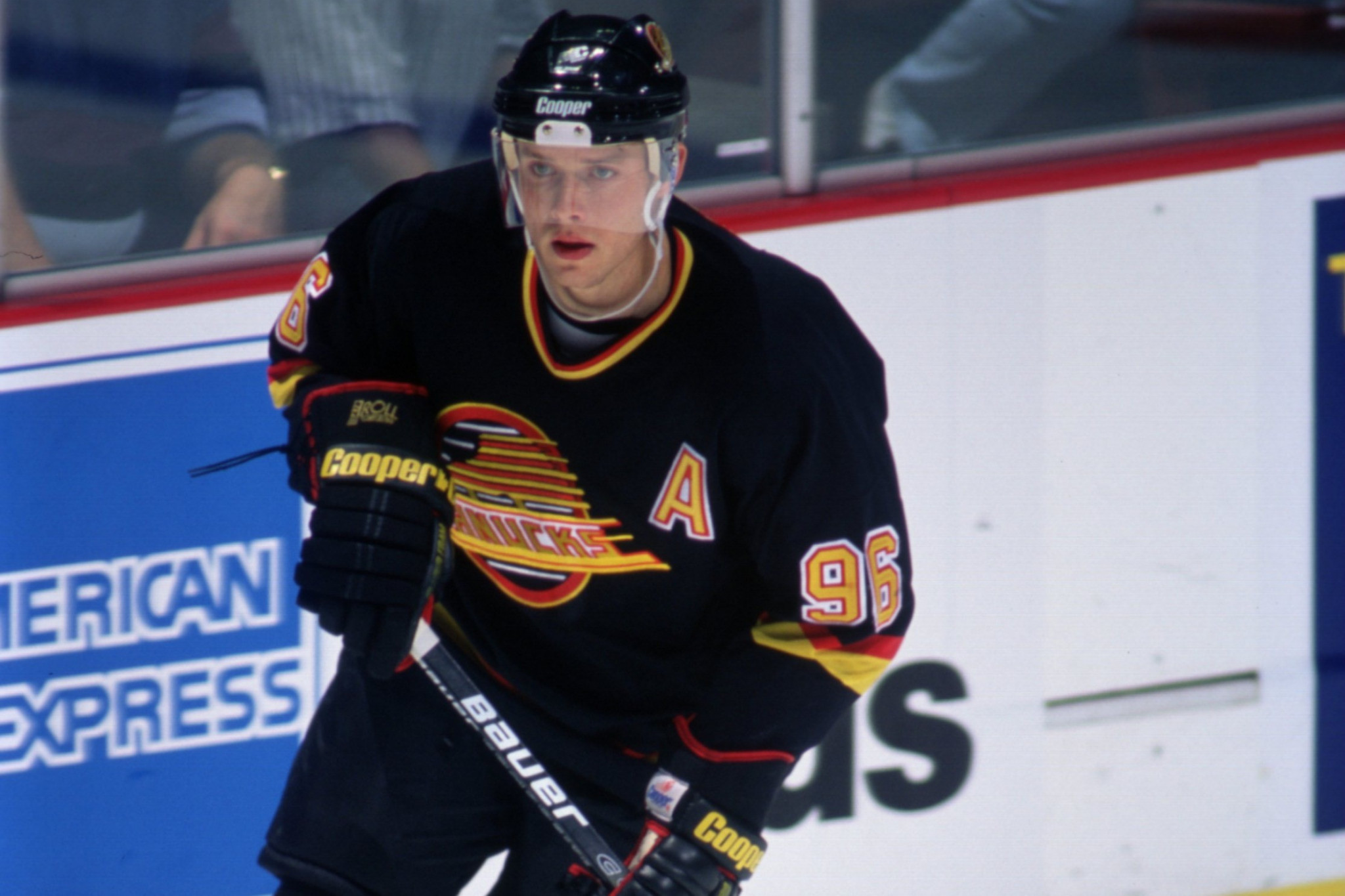 Former NHL player Pavel Bure has been nominated as the successor to Vladislav Tretiak on the IIHF Council ©Getty Images