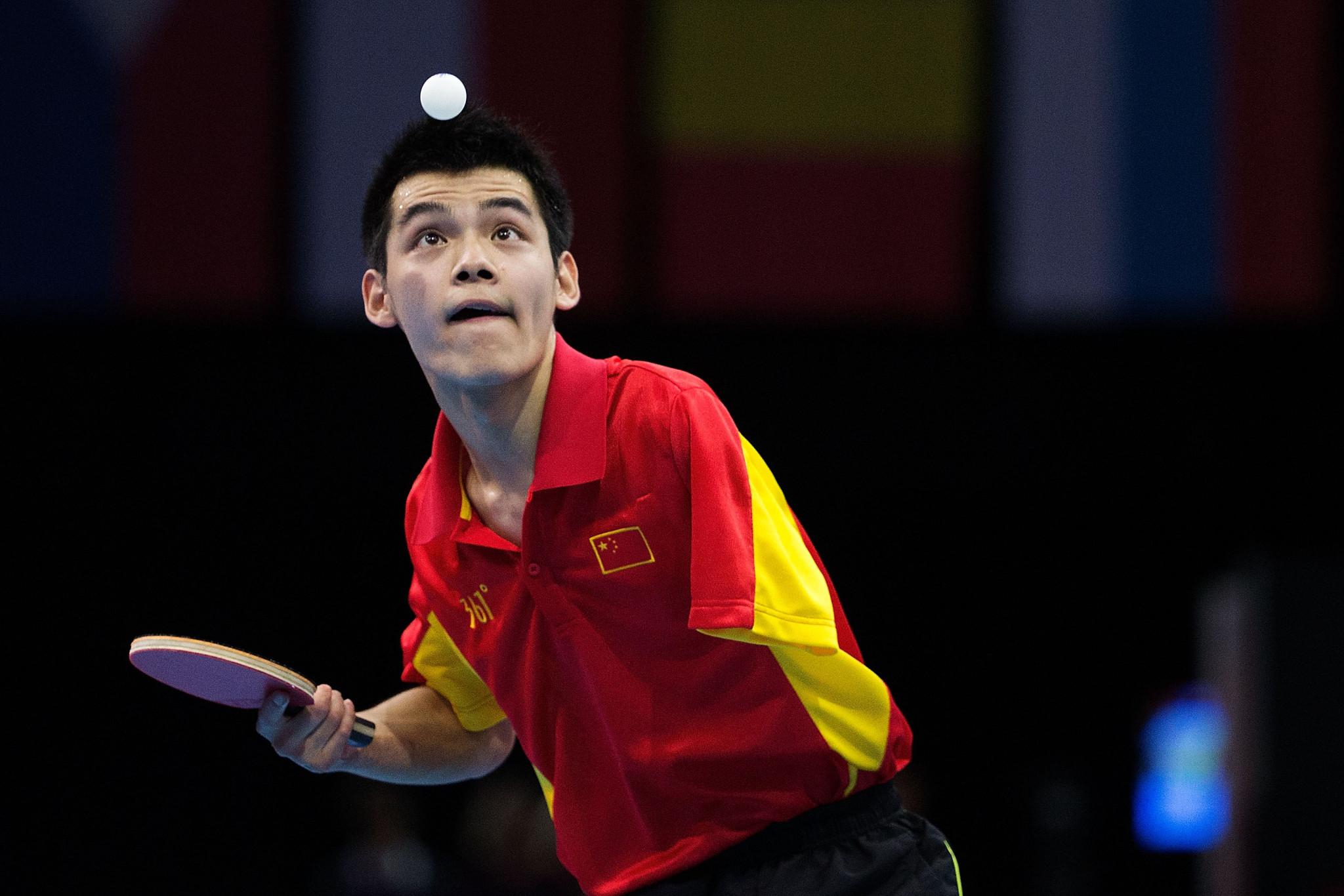 Double Paralympic champion Zhao joins University of Nottingham Ningbo China