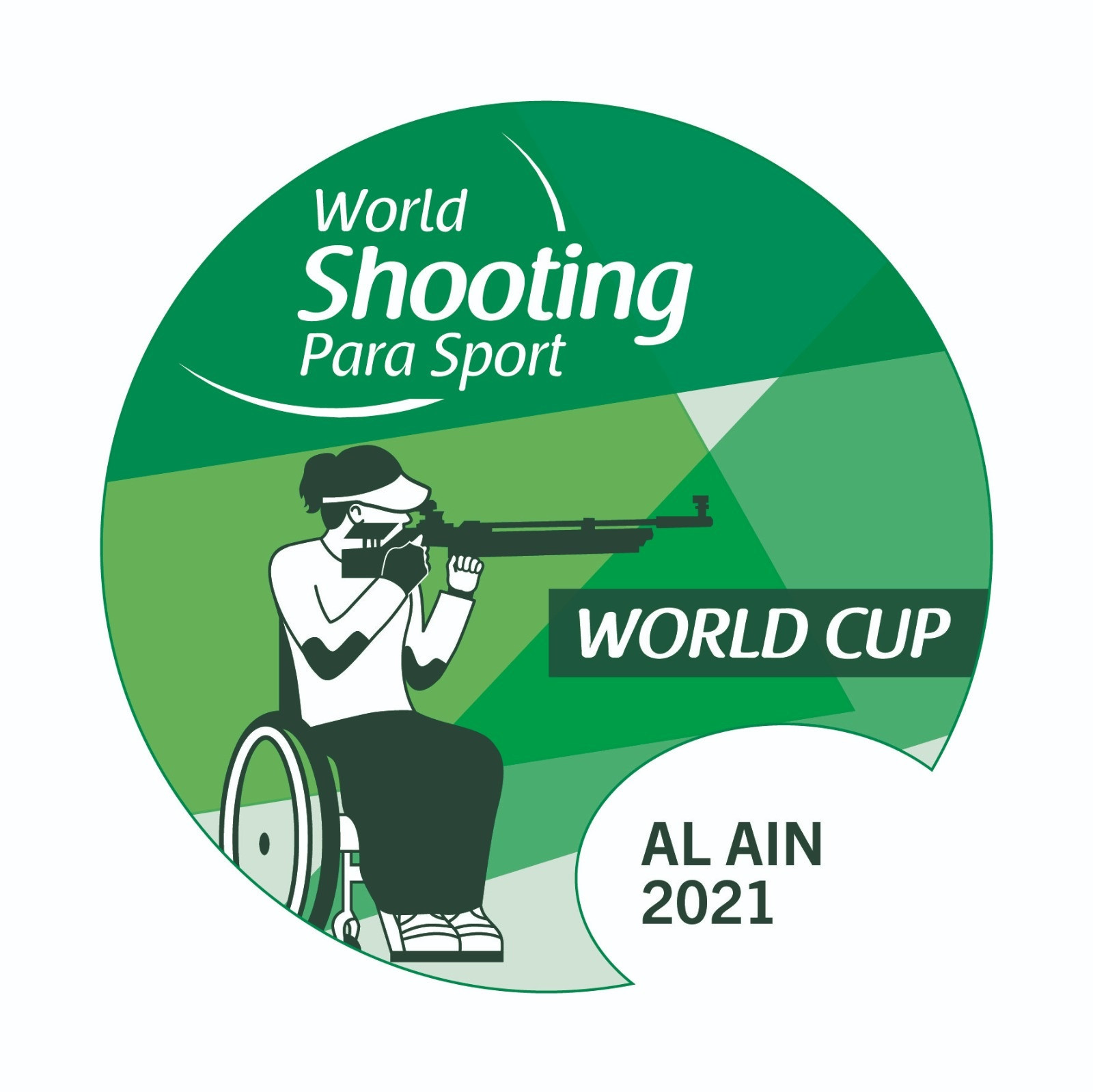 Yurii Stoiev and Oleksii Denysiuk both struck gold on the opening day of the World Shooting Para Sport World Cup in Al Ain ©Getty Images
