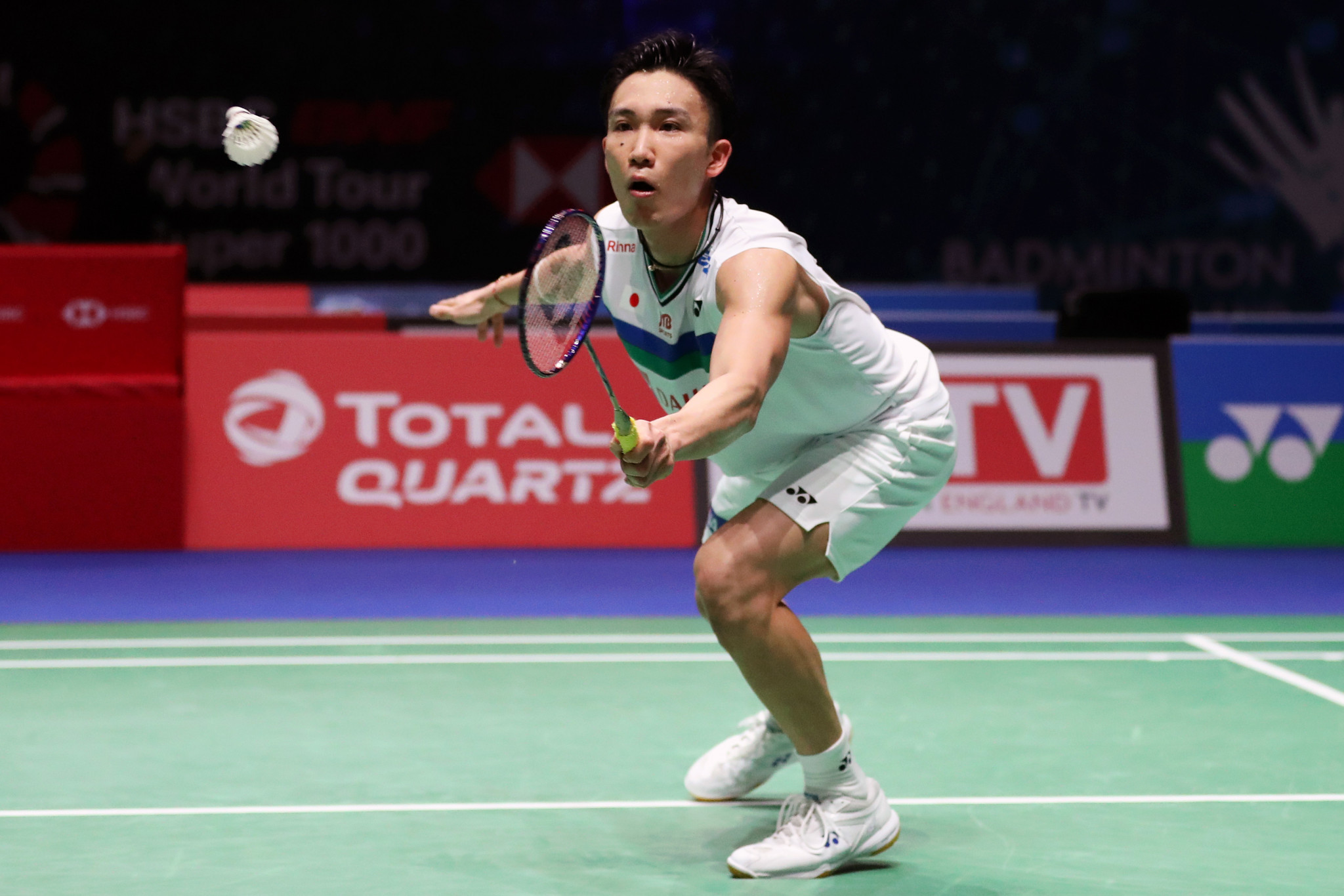 Indonesian team withdrawn from All England Open Badminton Championships after coronavirus-affected first day