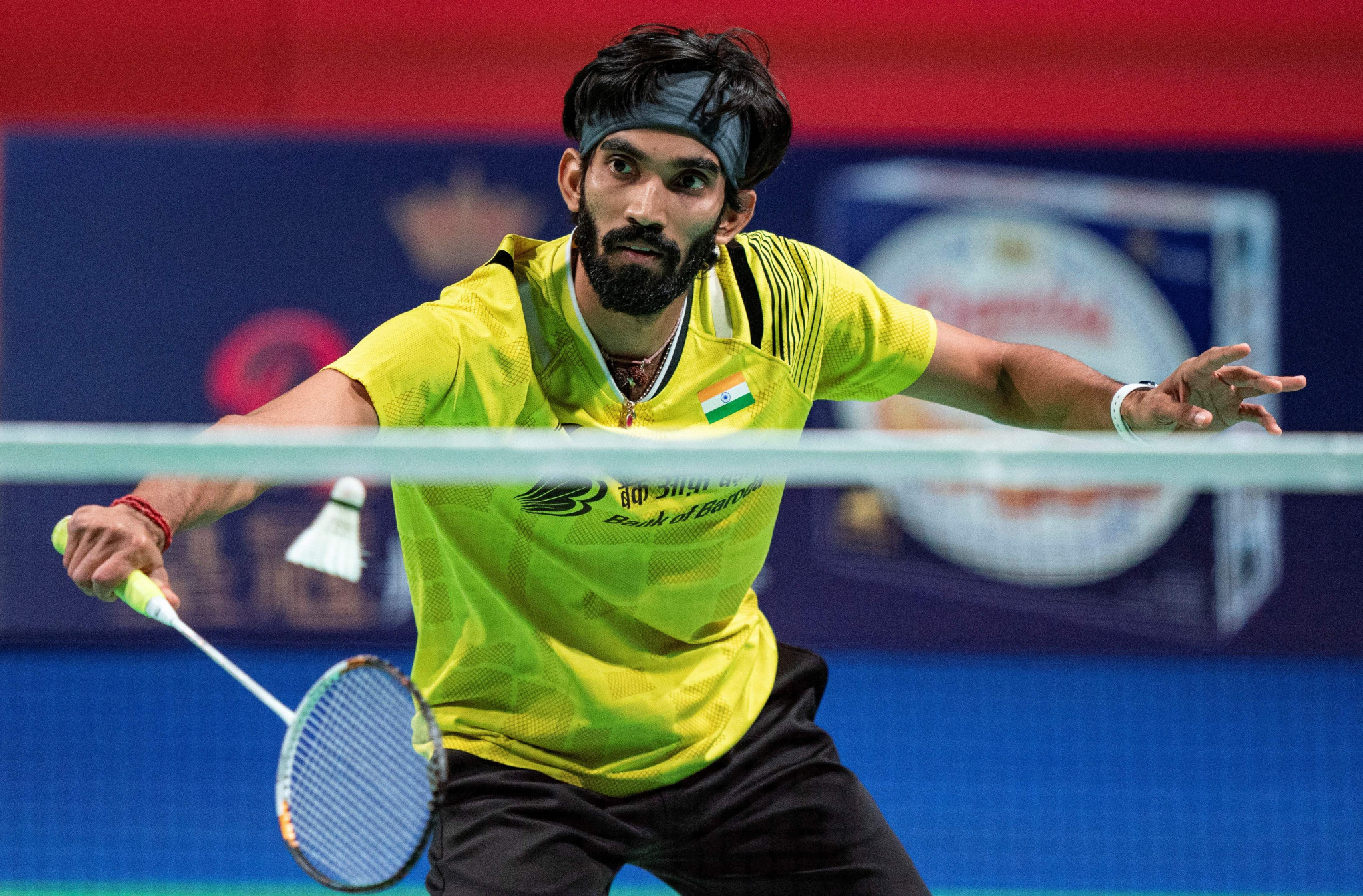 Srikanth Kidambi must make up four spots to ensure qualification for the Olympics ©Getty Images