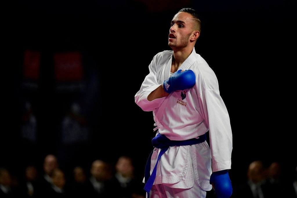 French Karate Federation holds event to prepare athletes for international competitions