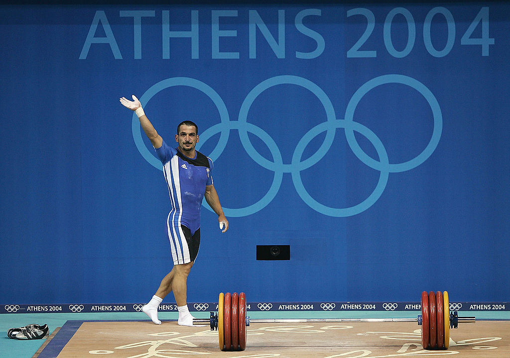 Three-time Olympic gold medallist Pyrros Dimas has indicated his support for the proposals ©Getty Images