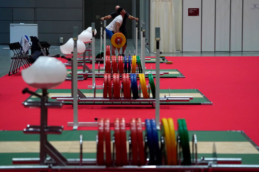 """Exclusive: Weightlifters could have """"virtual"""" qualifying option for Tokyo 2020 under new plan"""