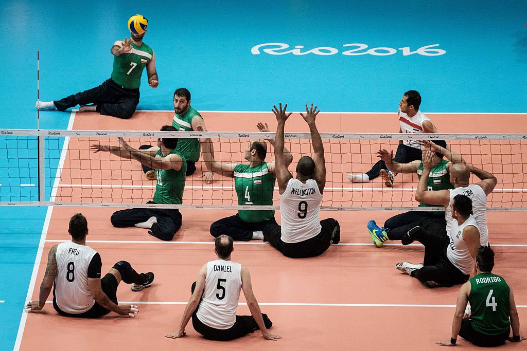 The event in Duisburg offers the last place in the men's sitting volleyball tournament at Tokyo 2020 ©Getty Images