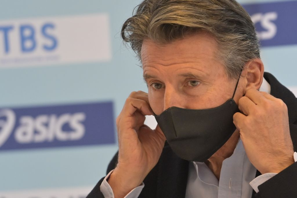 World Athletics President Sebastian Coe said the days of one person controlling an organisation are over ©Getty Images