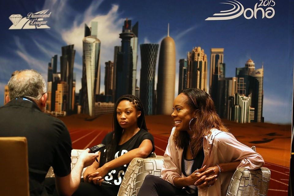 Olympic and world champions targeting fast starts to IAAF Diamond League season in Doha