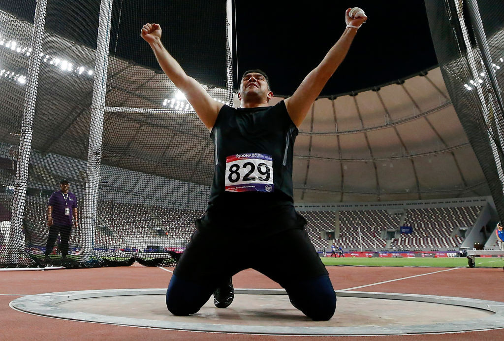 Coe calls for Rio 2016 hammer champion Nazarov to quit as Tajikistan Federation President after doping ban