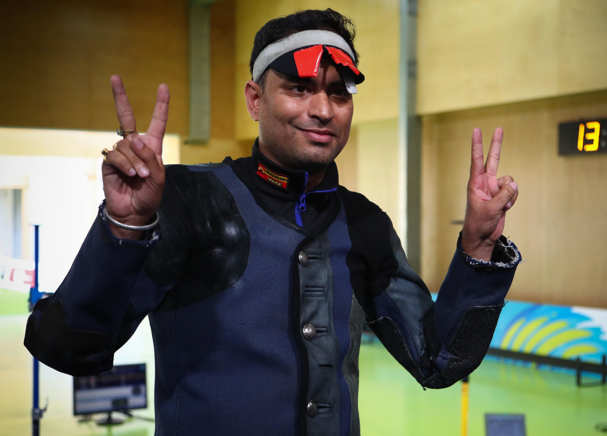 "Rajput considers New Delhi ISSF World Cup a ""test event"" before Tokyo 2020"