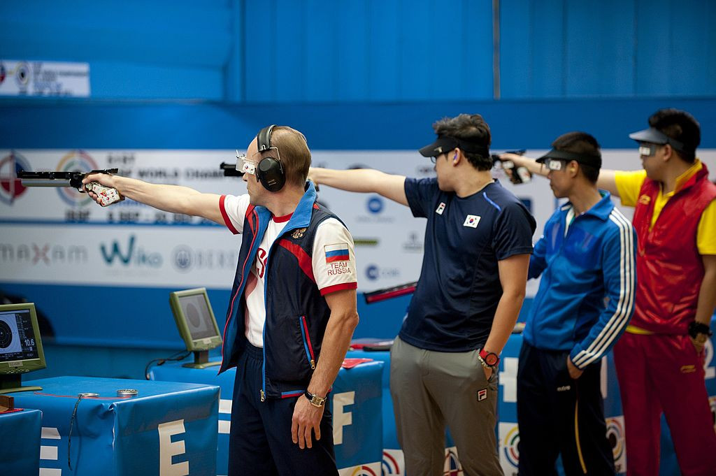 ISSF Executive Committee agrees 2022 World Championships should remain in Russia