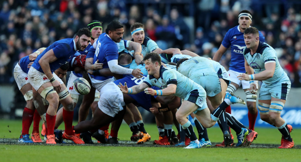 Six Nations match between France and Scotland rescheduled after COVID-19 postponement