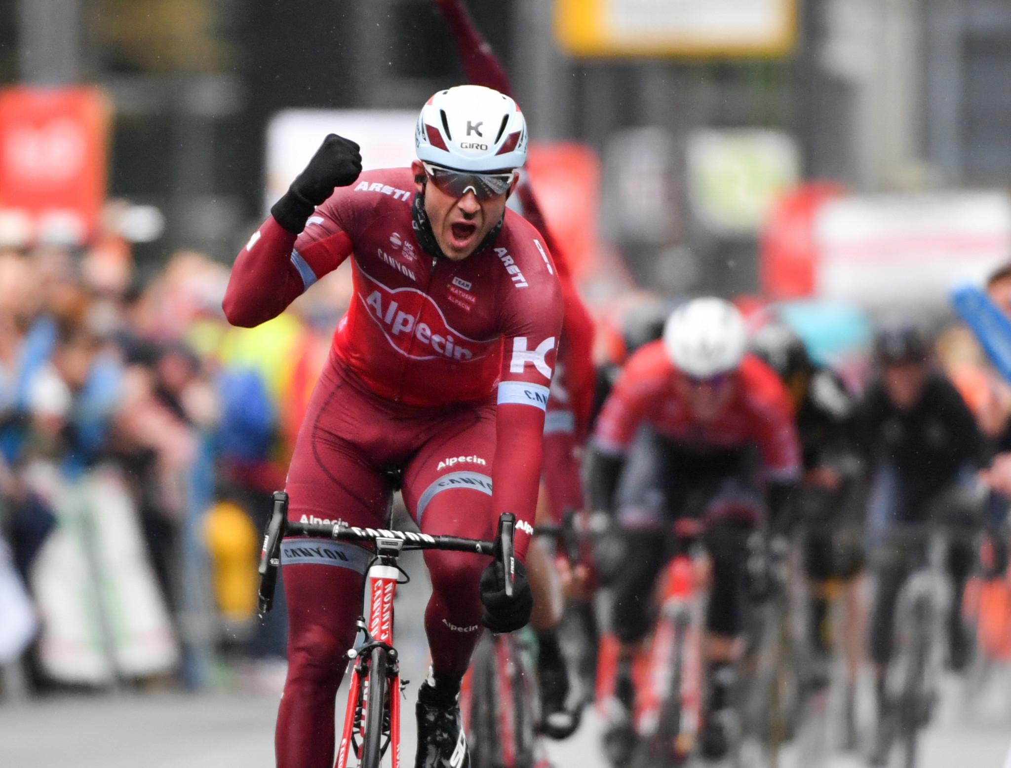 UCI announces amendments to WorldTour calendar amid COVID-19 postponements