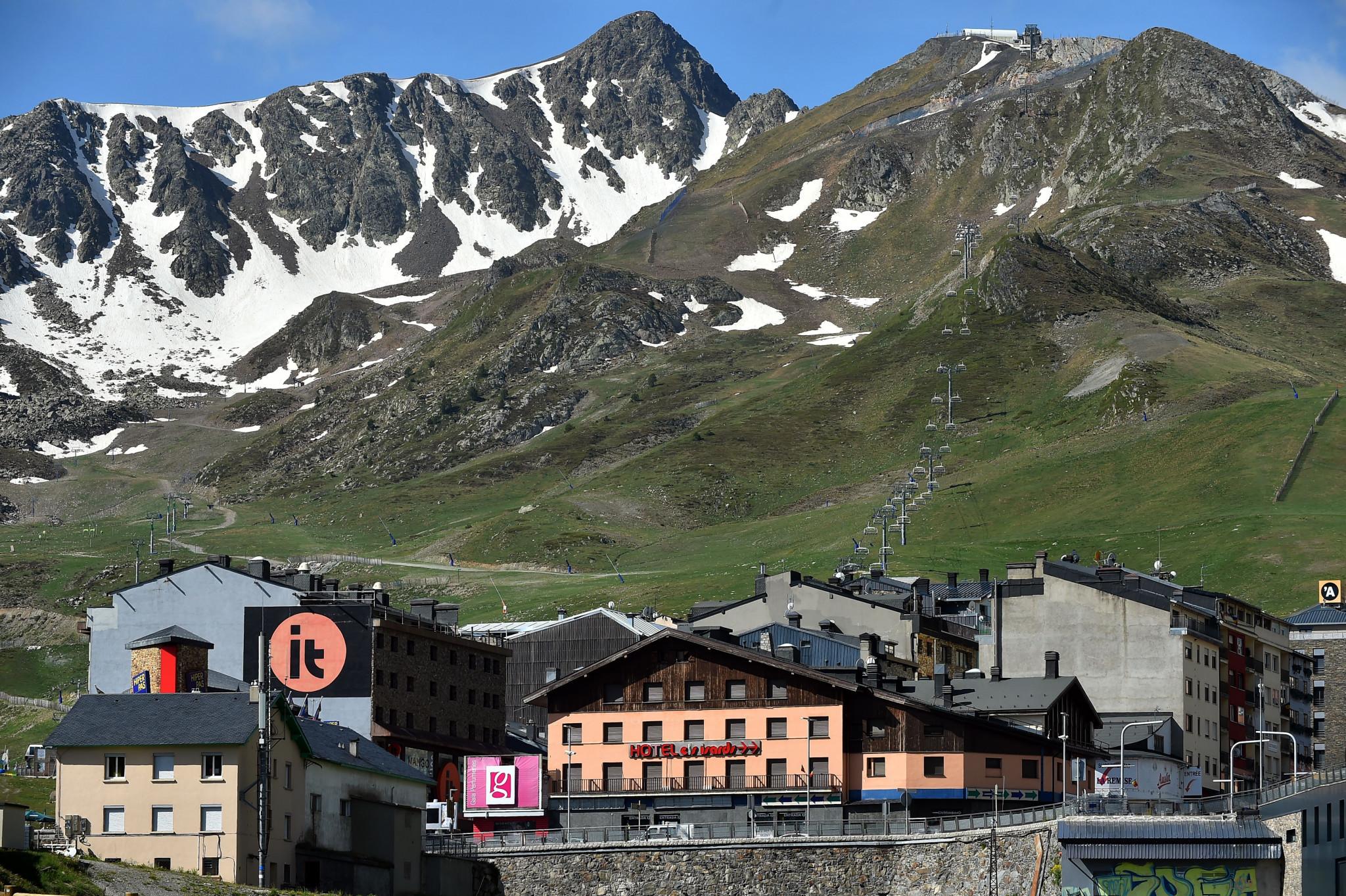 Winter Triathlon World Championships set to begin in Andorra