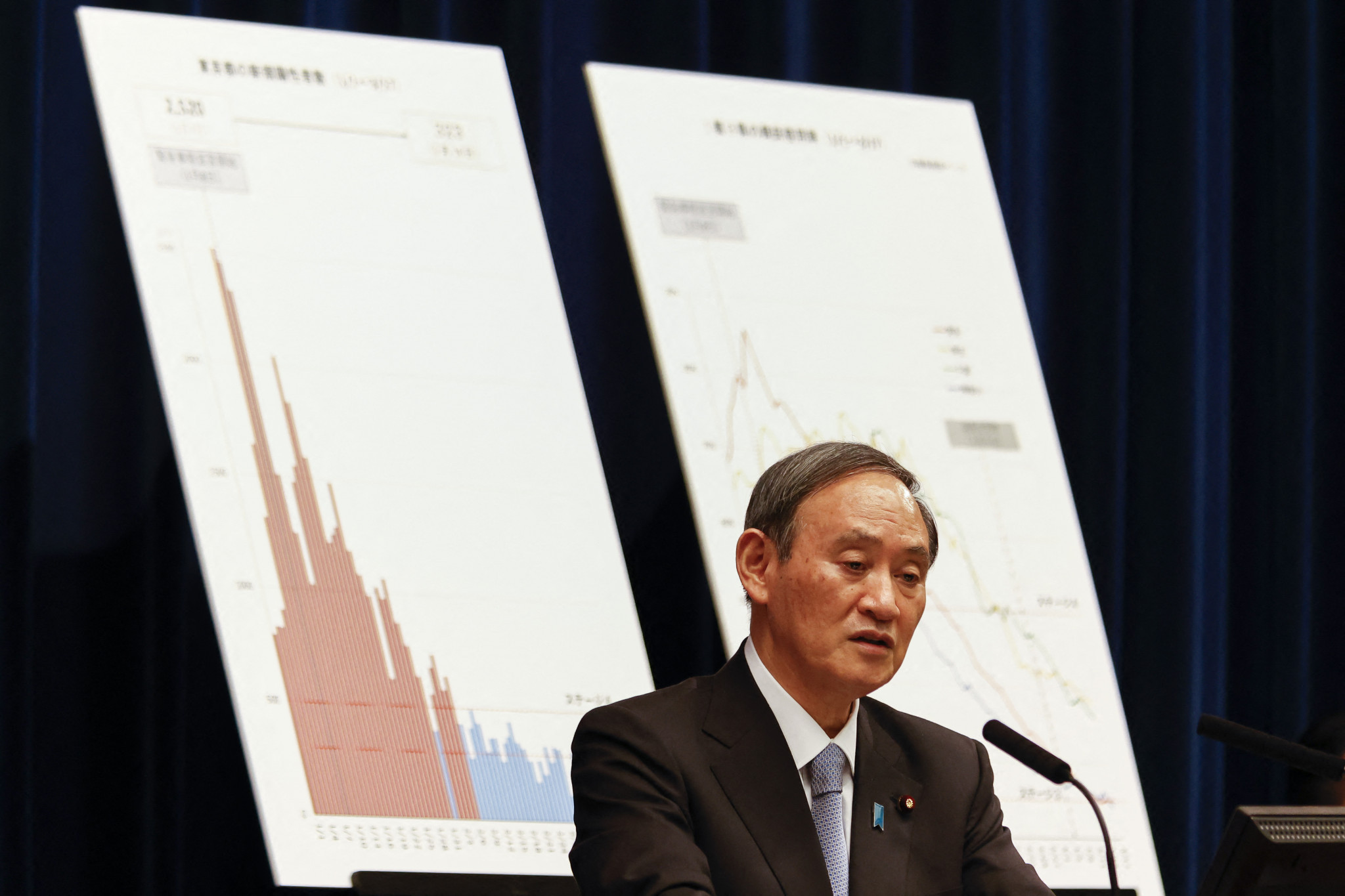 State of emergency in Tokyo set to lift following decline in COVID-19 cases