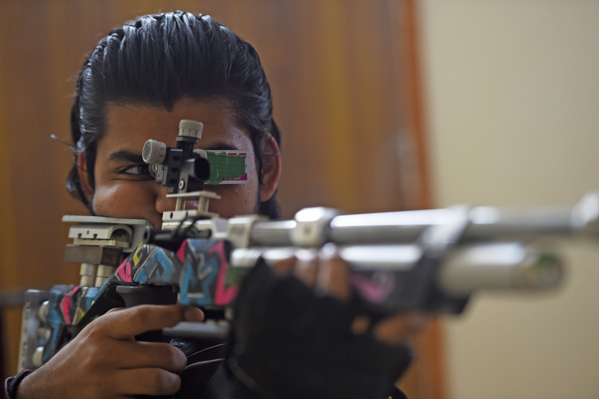 One shooter positive for COVID-19 as 10m air rifle qualifying begins ISSF World Cup in New Delhi