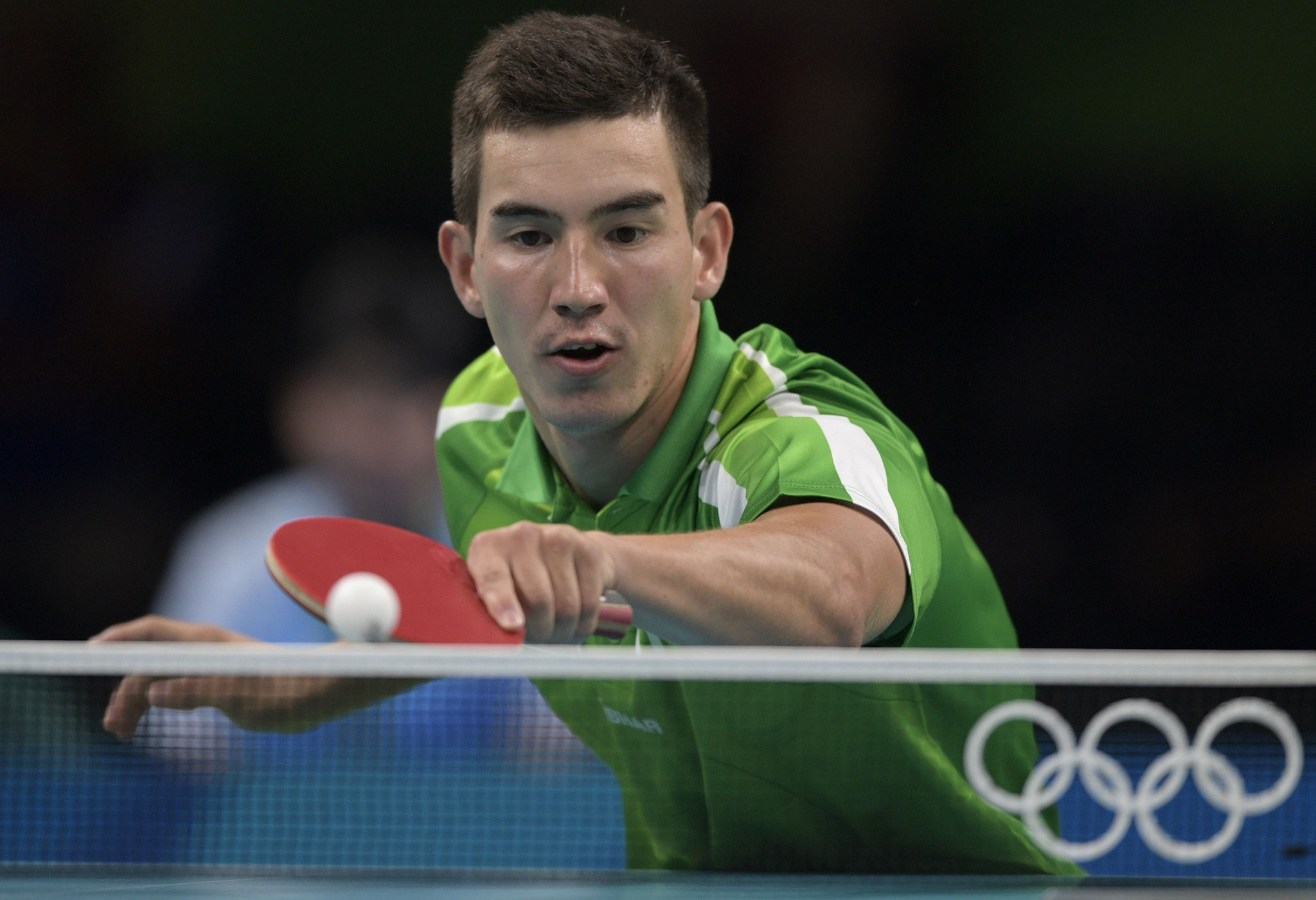Uzbekistan's Zokida Kenjaev could be one match away from booking his spot at Tokyo 2020 ©Getty Images