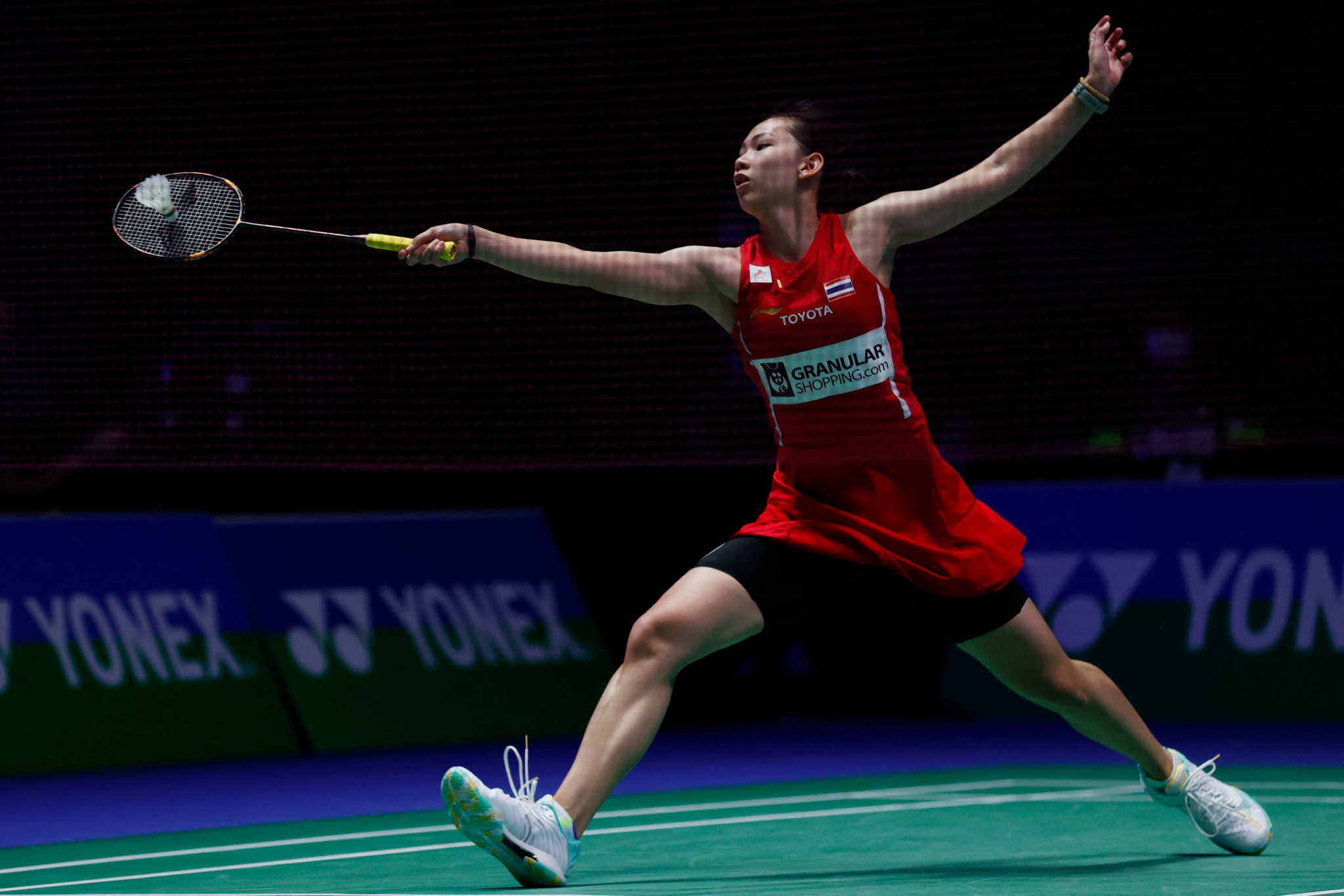 Chochuwong stuns Sindhu to reach All England Open Badminton Championships final