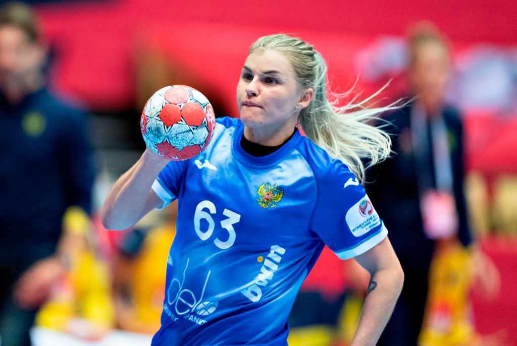 Olympic champions Russia qualify for Tokyo 2020 women's handball event