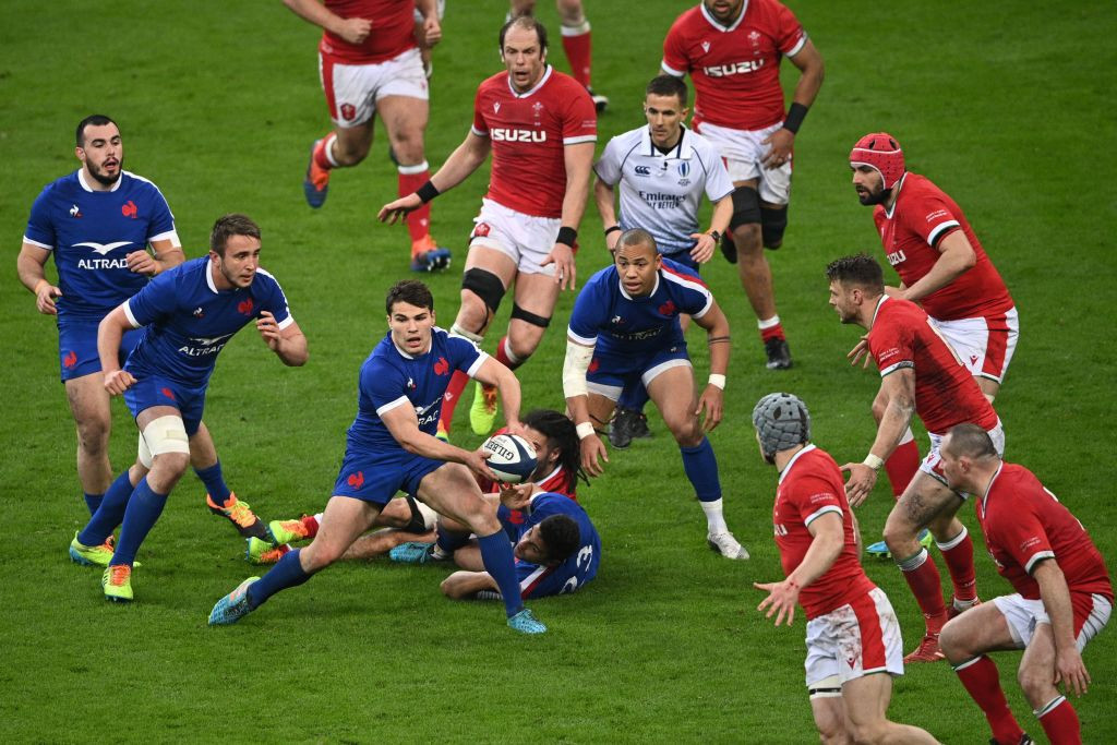 The tournament now known as the Six Nations began in the early 1880s ©Getty Images