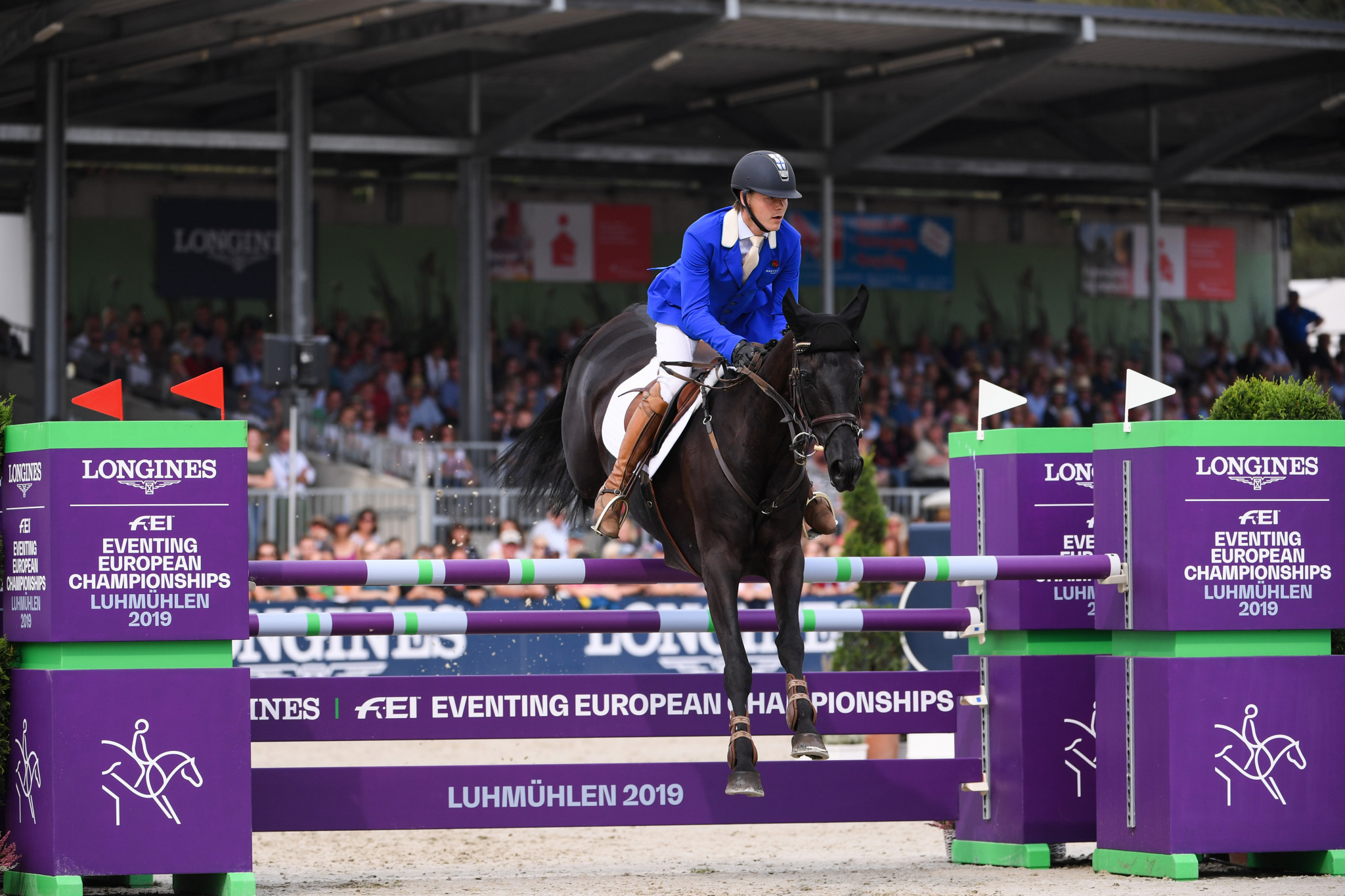Avenches replaces Haras du Pin as host of 2021 FEI Eventing European Championships