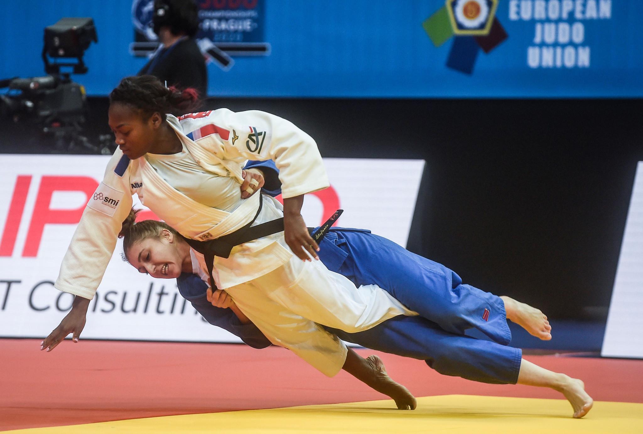 Prague hosted last year's European Judo Championships ©EJU
