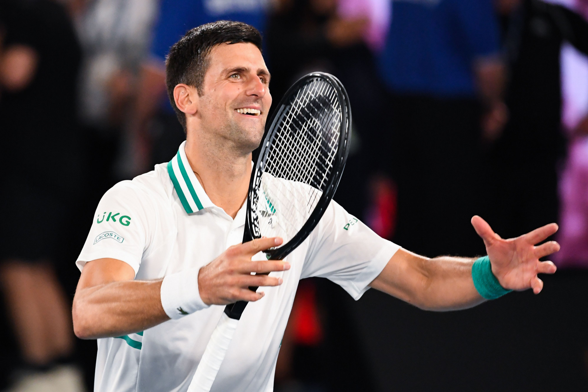 Djokovic withdraws from Miami Open due to COVID-19 restrictions