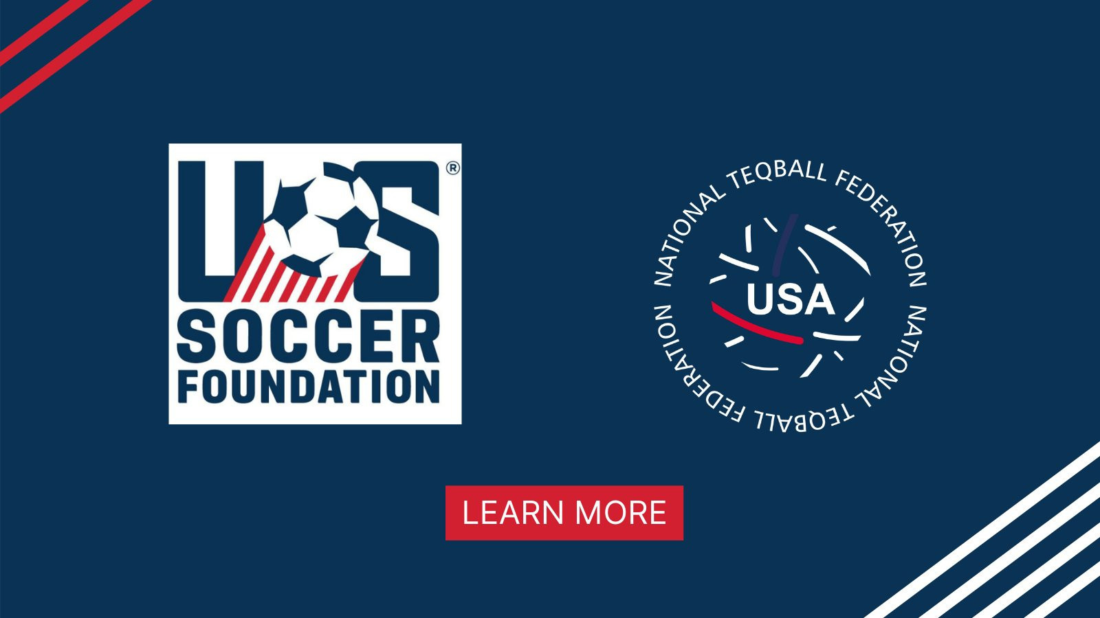 US teqball sign two-year partnership with US Soccer Foundation