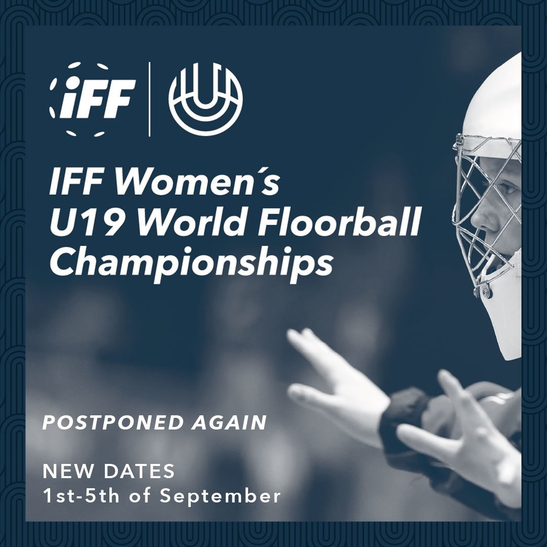 International Floorball Federation postpones key event for third time due to COVID-19
