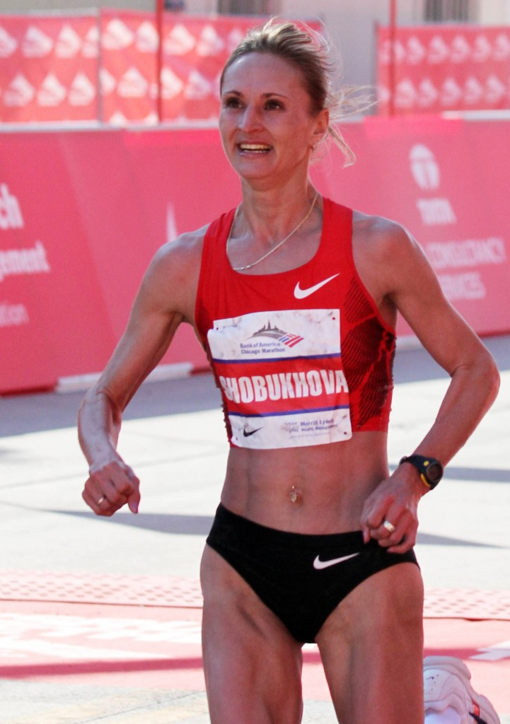 Valentin Balakhnichev denies all of allegations of wrongdoing involving marathon runner Liliya Shobukhova