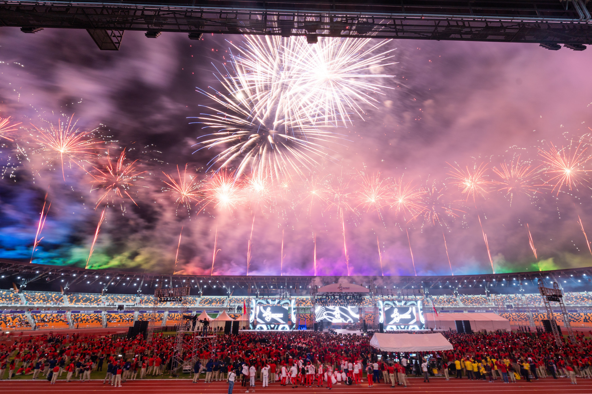 The Southeast Asian Games are due to take place in Vietnam in December ©Getty Images