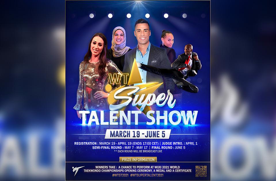 World Taekwondo opens applications for WT Super Talent