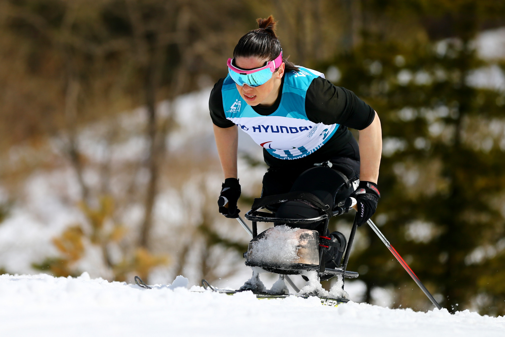 Marta Zainullina has claimed victory in sprint, middle and long-distance events in Vuokatti ©Getty Images