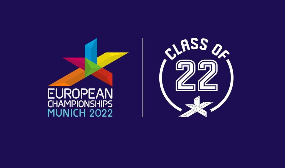 "German athletes star in ""Class of 22"" series ahead of Munich 2022 European Championships"