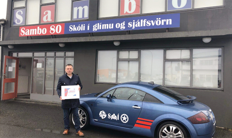 FIAS awards second accreditation to Sambo 80 club in Iceland