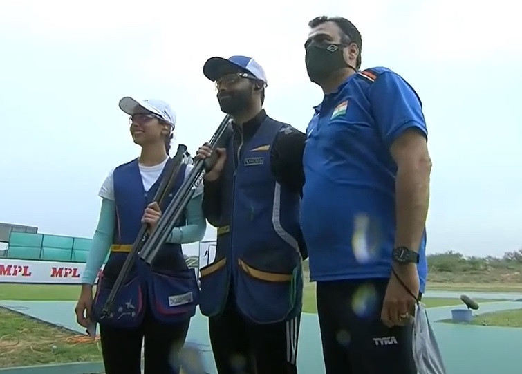 India enjoy further mixed team success at ISSF World Cup in New Delhi