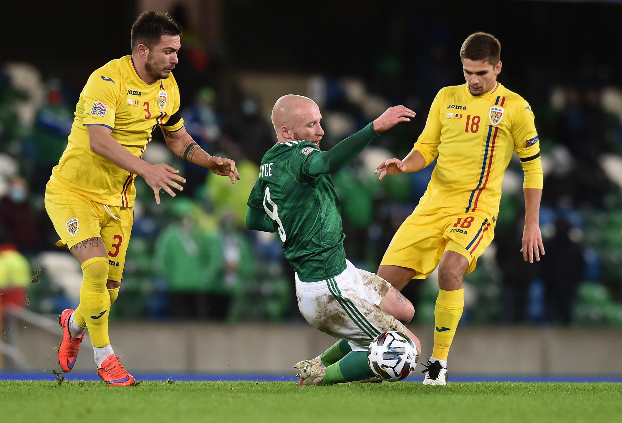 Roswan Burlianu promisese că va fi în primele 10 echipe din lume în termen de opt ani de când a fost selectat în 2014, dar până acum nu au reușit să se califice pentru un campionat major © Getty Images