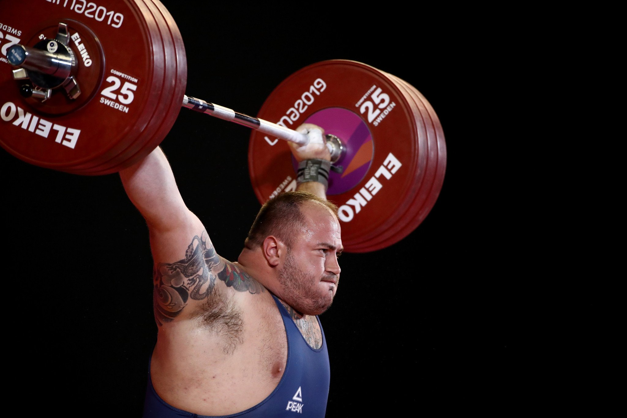 Exclusive: Reis wins landmark weightlifting medal for Brazil after sample-swapping disqualification