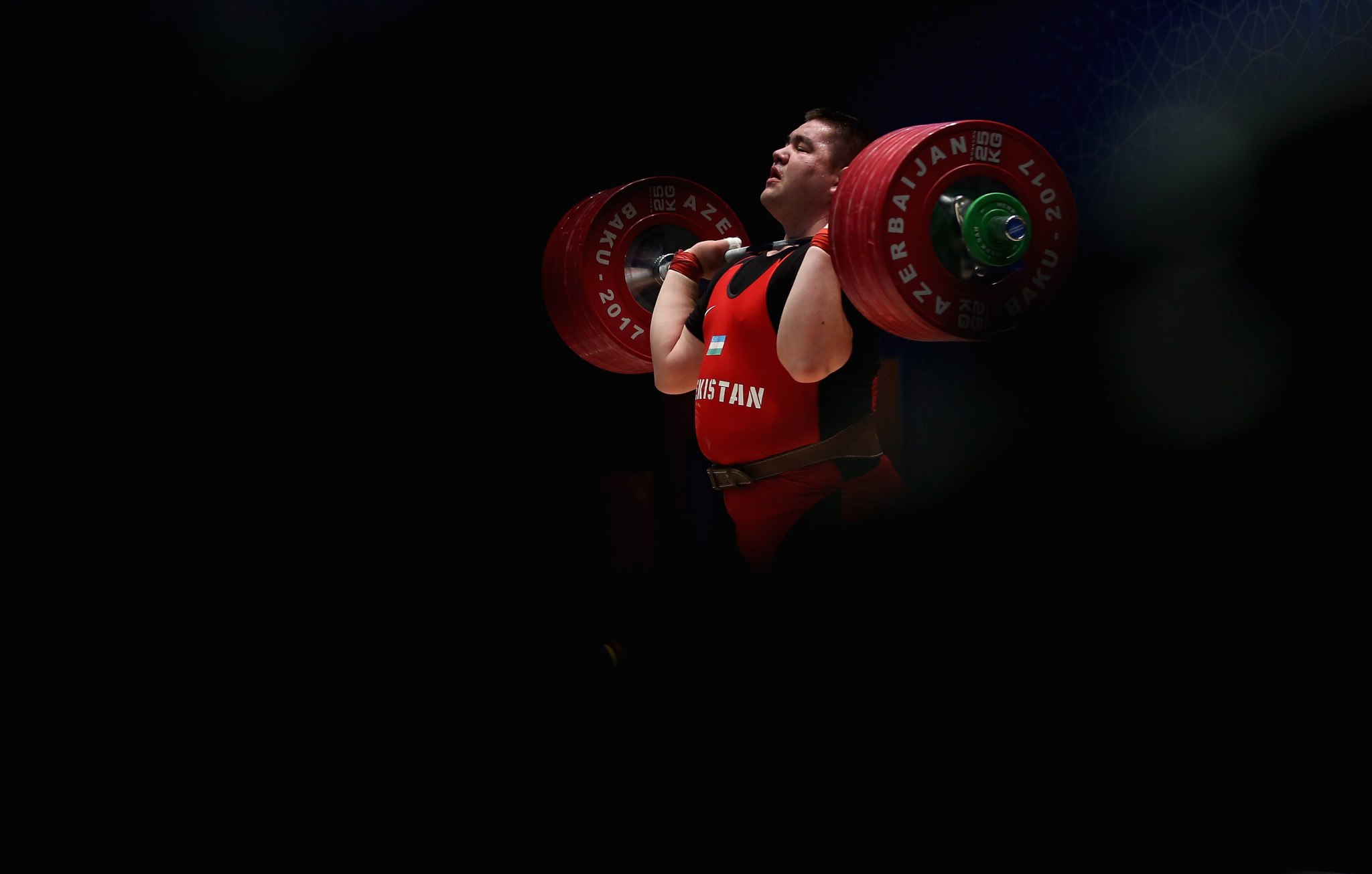 Rustam Djangabaev did not deny the anti-doping charge and accepted a four-year suspension