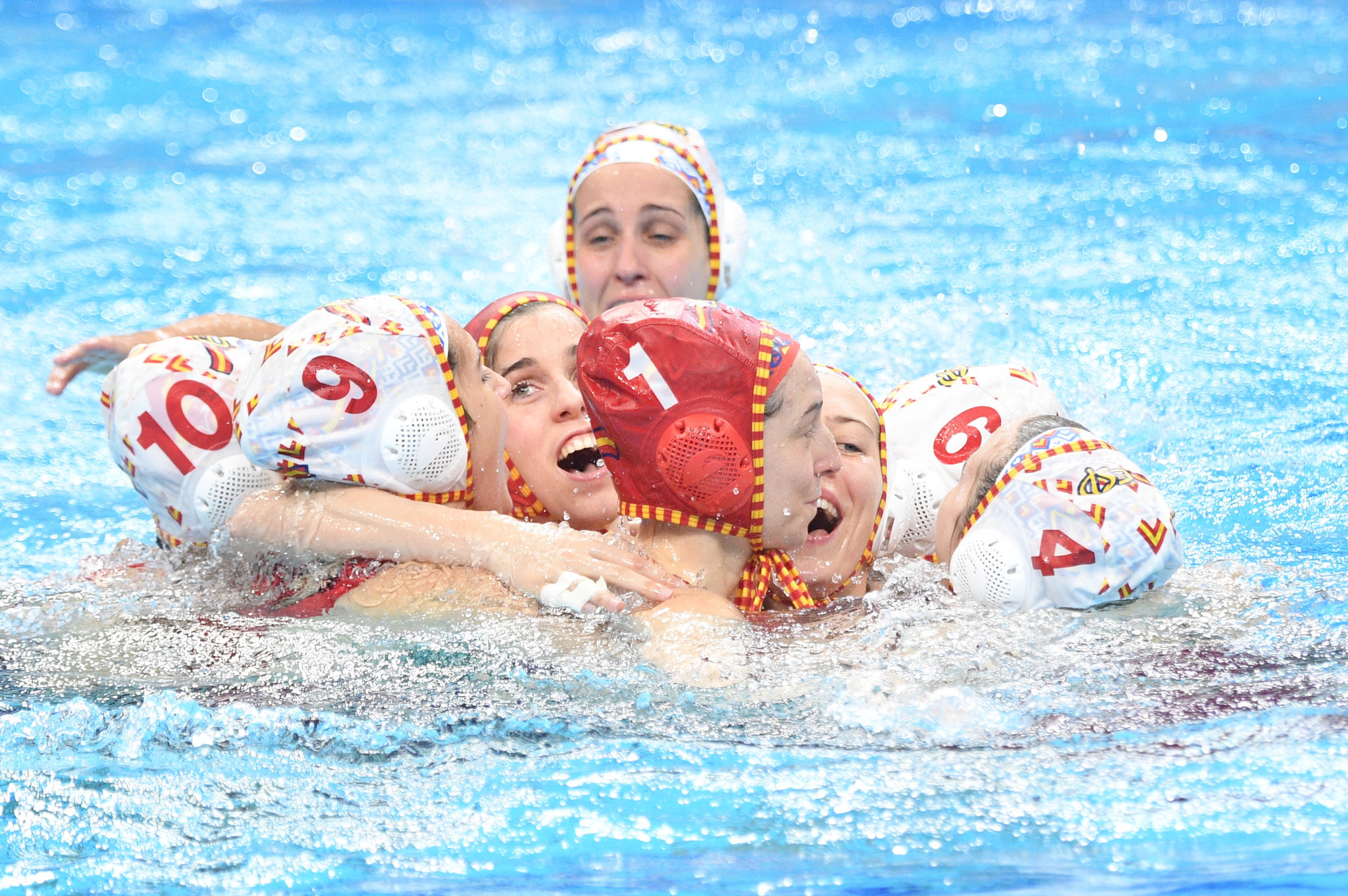 European champions Spain will be among the teams competing in Budapest ©Getty Images