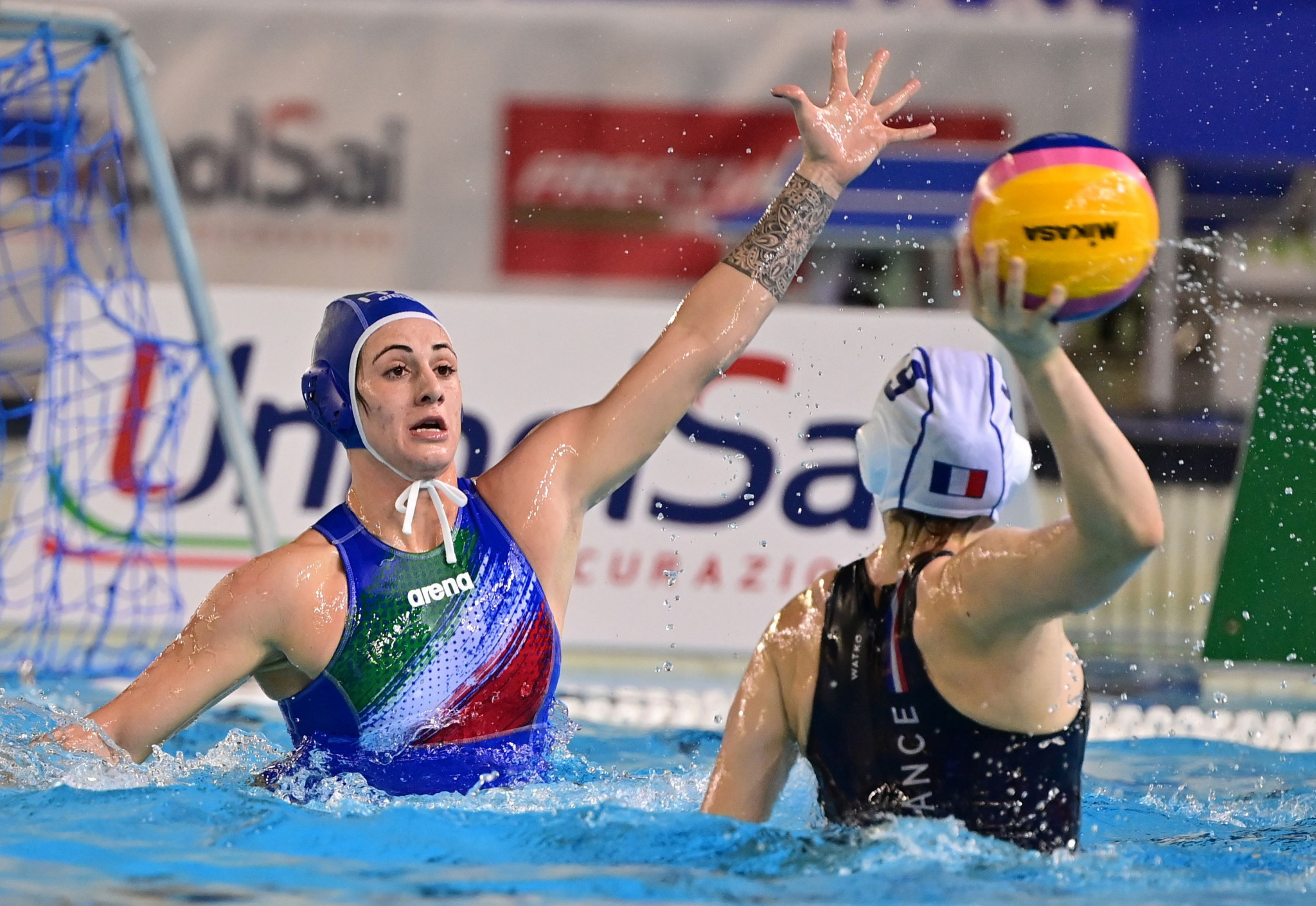 Italy and France pull out of Water Polo World League games over COVID-19 restrictions
