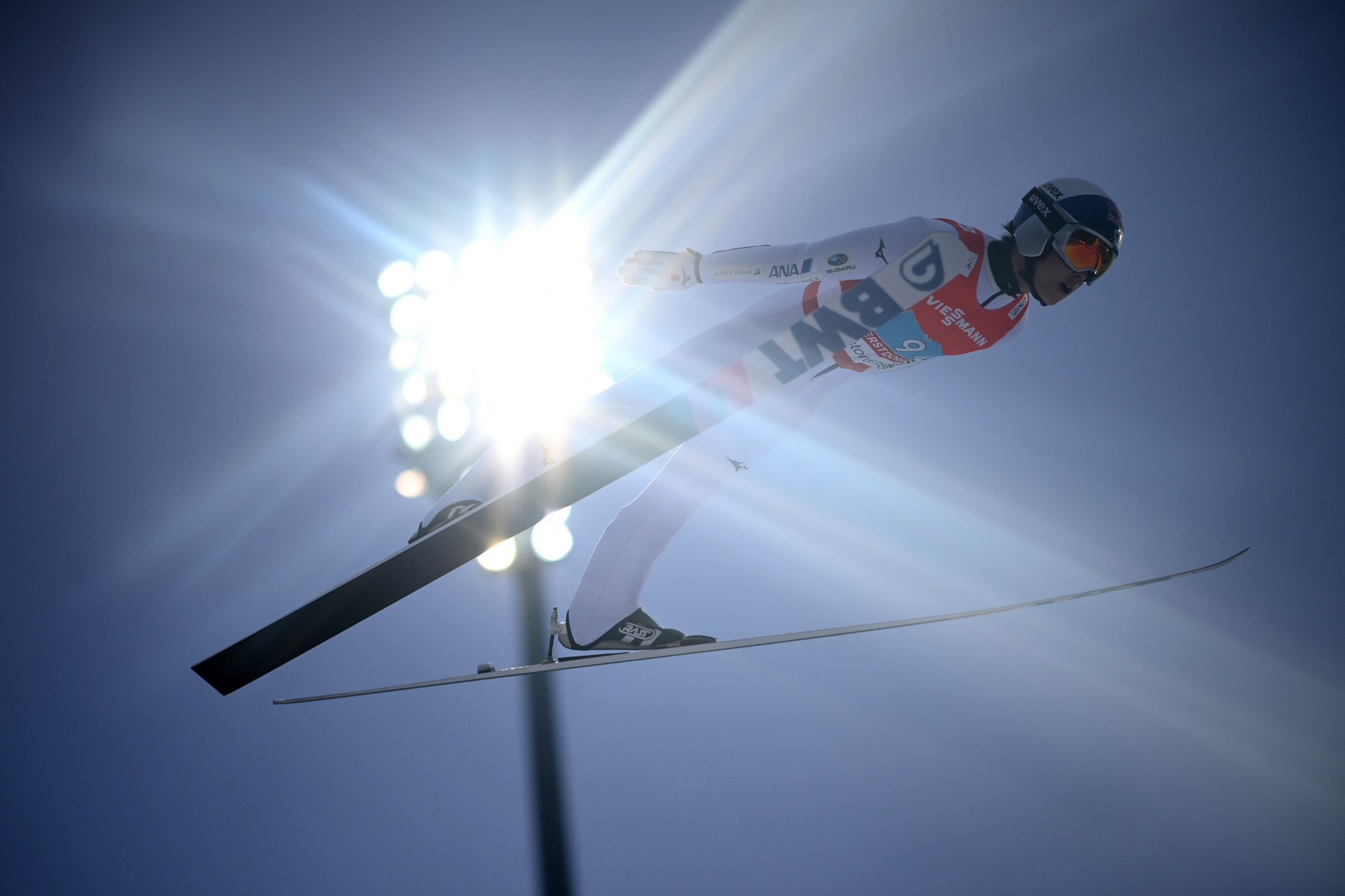 Kobayashi tops qualifying for first Ski Jumping World Cup in Planica