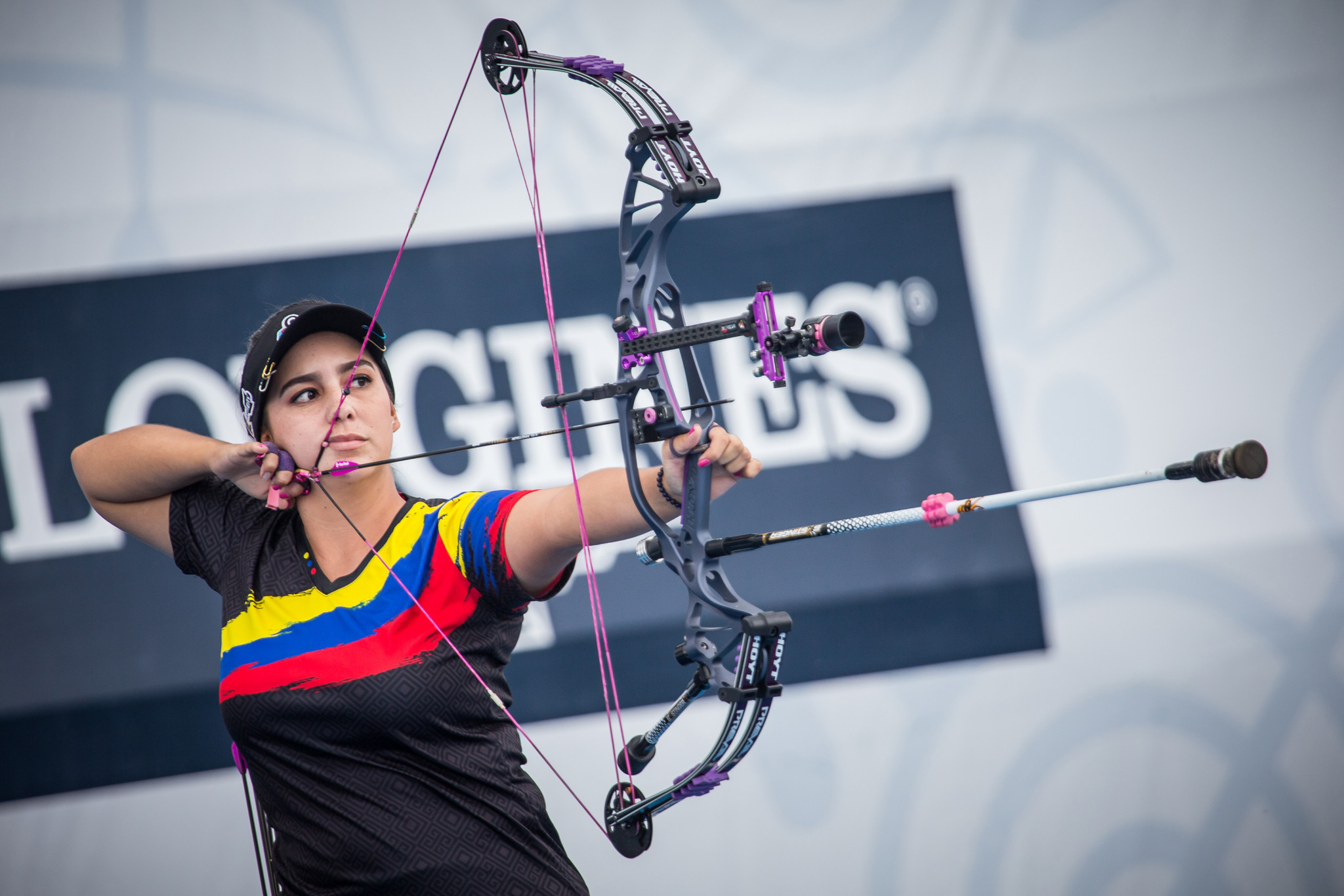 Mexico claim two team golds as first medals decided at Pan and Parapan American Archery Championships
