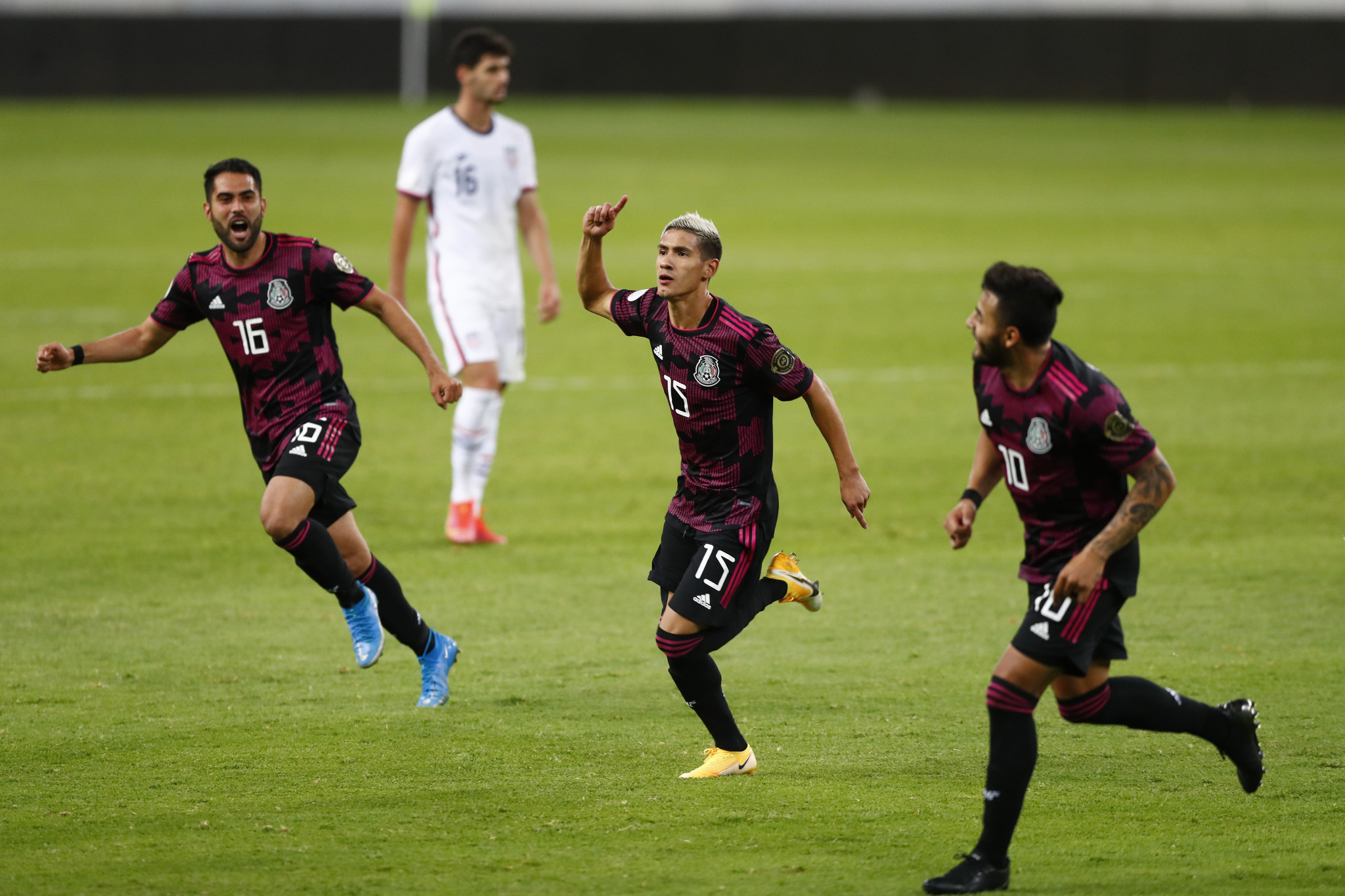Mexico beat US to win Group A at CONCACAF men's Olympic qualifier