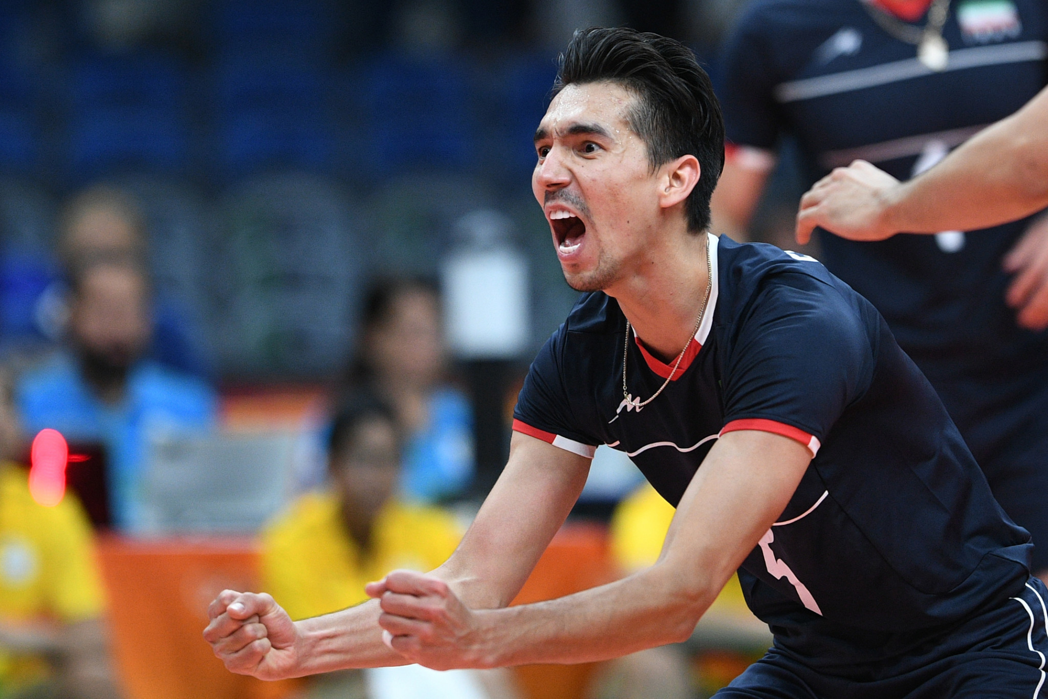 Back-to-back Asian Games volleyball champion Ghaemi retires from Iran duty