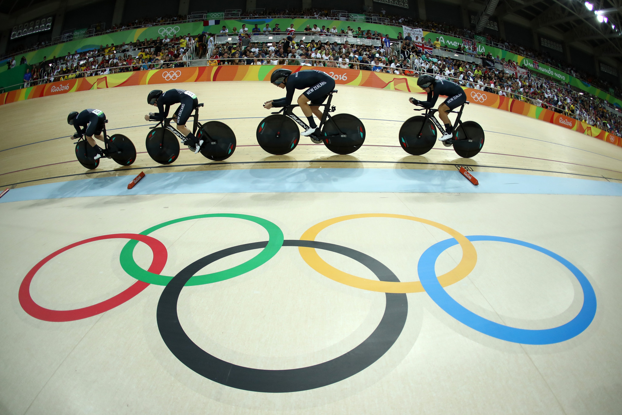 New Zealand Olympians will be prioritised for COVID-19 vaccination ahead of the Tokyo 2020 Games ©Getty Images