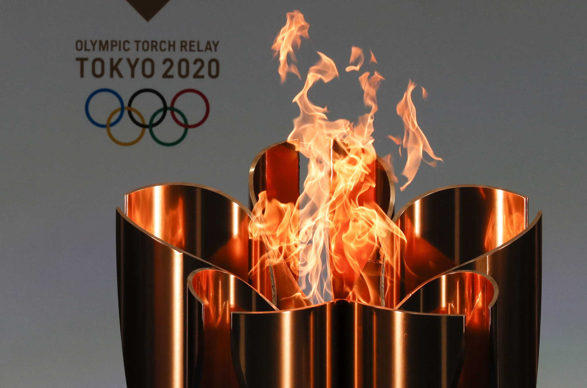 Olympic Flame begins 121-day journey across Japan