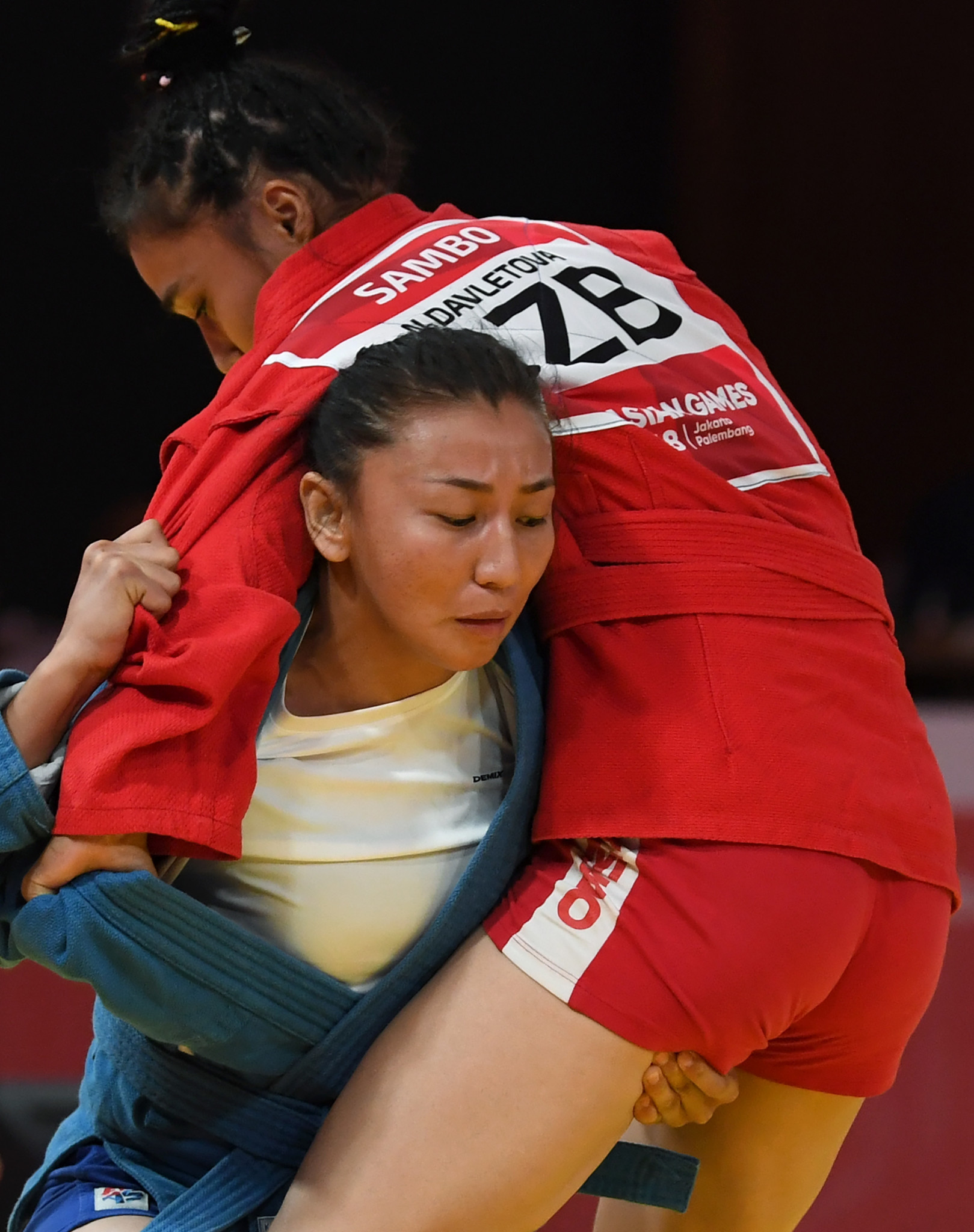Tashkent will hold the World Sambo Championships for the third time  ©Getty Images