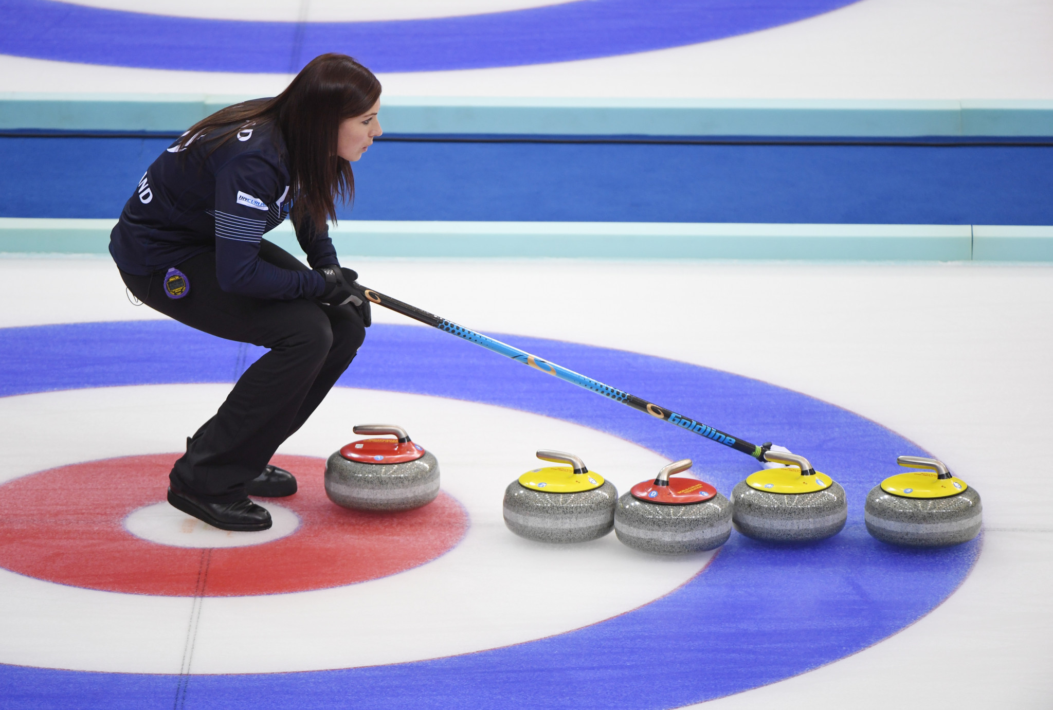 Scotland to host World Mixed Doubles Curling Championship despite COVID-19 lockdown